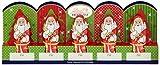Lindt Mini Santa 50 g (Pack of 5)