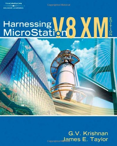 Harnessing Microstation V8 XM Edition