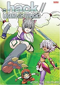 .hack//Legend of the Twilight - Enter the Nightmare! (Vol. 2)