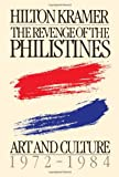 img - for Revenge of the Philistines book / textbook / text book