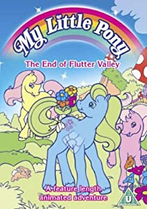 My Little Pony: The End Of Flutter Valley [DVD]