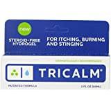 TriCalm Steroid-Free Anti-Itch Hydrogel, 2 Fluid Ounce