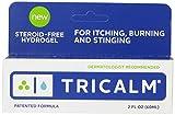 TriCalm Steroid-Free Anti-Itch Hydrogel, 2 Fluid Ounce