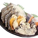 【冷凍】高級 海鮮 セット 5種 かき ほたて 赤えび サーモン スルメイカ [その他] ランキングお取り寄せ