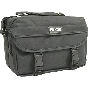 Nikon 5874 Deluxe Digital SLR Camera Case - Gadget Bag