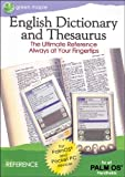 English Dictionary & Thesaurus