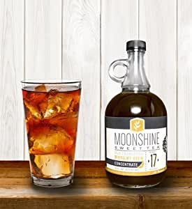 Moonshine Sweet Tea Old Fashioned Midnight Brew Concentrated Black Tea ...