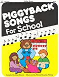 img - for Totline Piggyback Songs for School book / textbook / text book