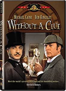 amazoncom without a clue michael caine ben kingsley