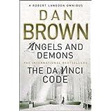 """Robert Langdon Omnibus: """"Angels and Demons"""", """"The Da Vinci Code""""by Dan Brown"""