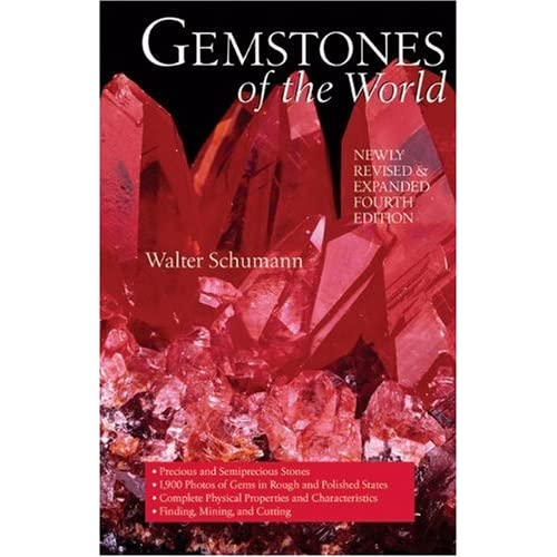 Gemstones of the World Walter Schumann