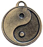 ZALA Amulett Alte Symbole Yin Yang - Symbol des Lebens