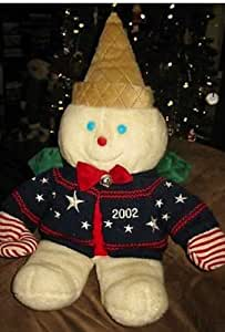 "Amazon.com: 2002 Mr. Bingle Tall 24"" Large Size Plush Christmas"