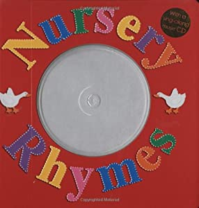 Nursery Rhymes With Sing-along Cd from Priddy Books