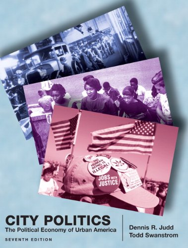 City Politics: The Political Economy of Urban America...
