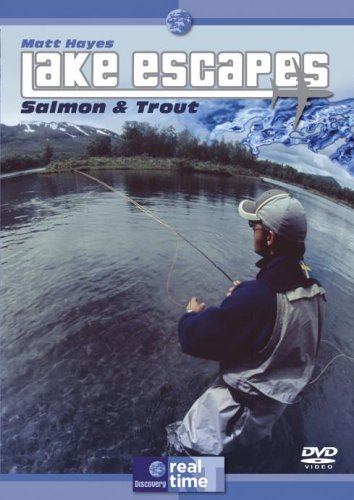 Matt Hayes Lake Escapes - Trout And Salmon [DVD]