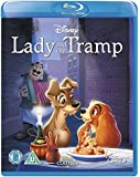 Lady and the Tramp [Blu-ray] [UK Import]