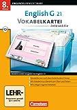 Software - English G 21 Vokabelkartei interaktiv 8.Klasse