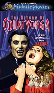 The Return of Count Yorga [VHS]