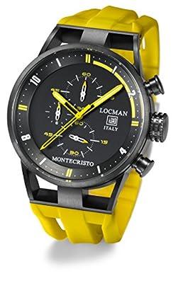 Locman Montecristo PVD Chronograph