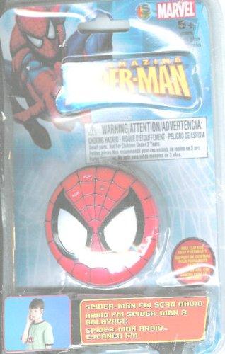 The Amazing Spiderman FM Scan Radio - 1