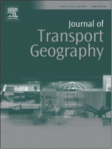 The role of inter-island air transport in the Canary Islands [An article from: Journal of Transport Geography]
