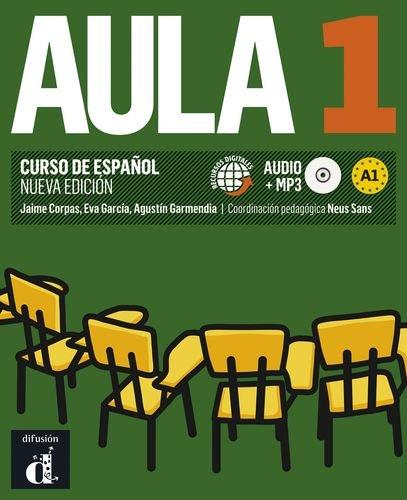 Aula 1 Nueva edición (A1) - Libro del alumno (Ele - Texto Español)