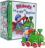 echange, troc Nathalie Bélineau, Alexis Nesme, Emilie Beaumont - Le train de Bastien : Le livre + le train de Bastien