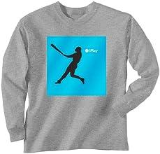 Baseball T-Shirt Long Sleeve - iPlay Baseball