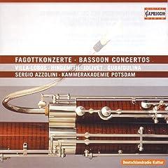 Bassoon Concertos cover