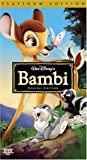 Bambi (Special Edition) [VHS]