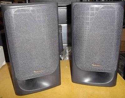 *New* Technics 100 Watt Speaker System Pair Set Sb-Ch555