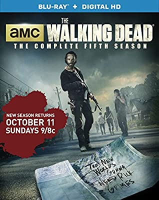 The Walking Dead: Season 5 [Blu-ray]