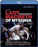 echange, troc Lady Macbeth de Mtsensk [Blu-ray]
