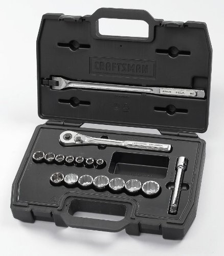 Many People Do LIKE Craftsman Industrial 9-24779 1/2-Inch Drive Metric