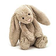 Jellycat Bashful Beige Bunny, Medium…