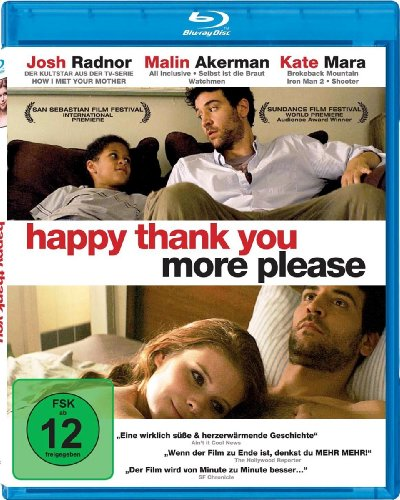 Happy thank you more please [Blu-ray]