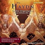 "Joseph Haydn: Grande messe avec orgue / Messe ""Cellensis"""