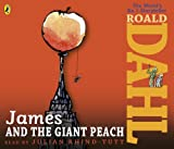 Roald Dahl James and the Giant Peach (Audio Book)