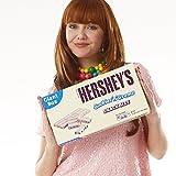 Giant Hershey Cookies and Cream Chocolate Gift Box