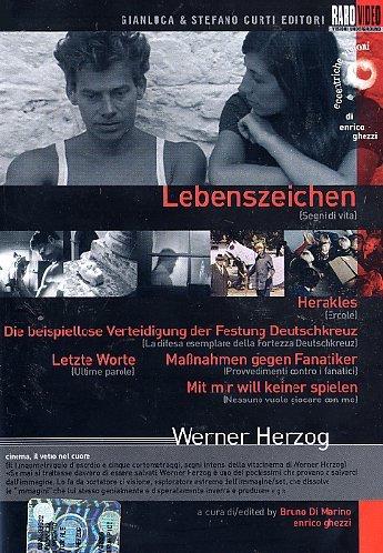 Werner Herzog(DVD + Libro) [IT Import]