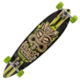 Mindless ML1100 Rogue Tribal Longboard - Green