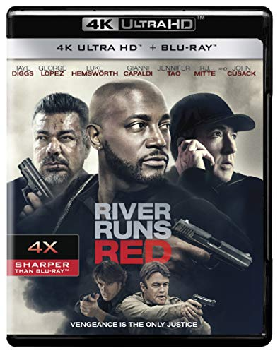 4K Blu-ray : River Runs Red (With Blu-ray, 4K Mastering, Widescreen, 2 Pack)