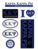 Kappa Kappa Psi Sheet - Lifestyle Theme. 8.5
