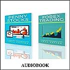 Stock Trading : Two Manuscripts - Penny Stocks & Forex Hörbuch von Luke Sutton Gesprochen von: Dave Wright