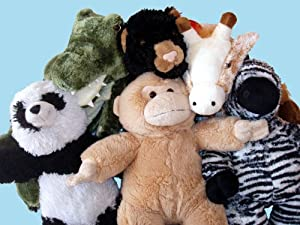 Unstuffed Animal Make a Bear Party Kits