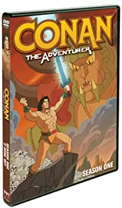 Conan The Adventurer - Season 1