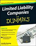 Limited Liability Companies For Dummies�