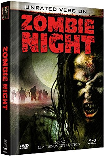 Zombie Night - Uncut Limited Edition (DVD+2D+3D Blu-ray Disc) - Mediabook - Cover A