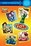 Five Toy Tales (Disney/Pixar Toy Story) (Step into Reading)